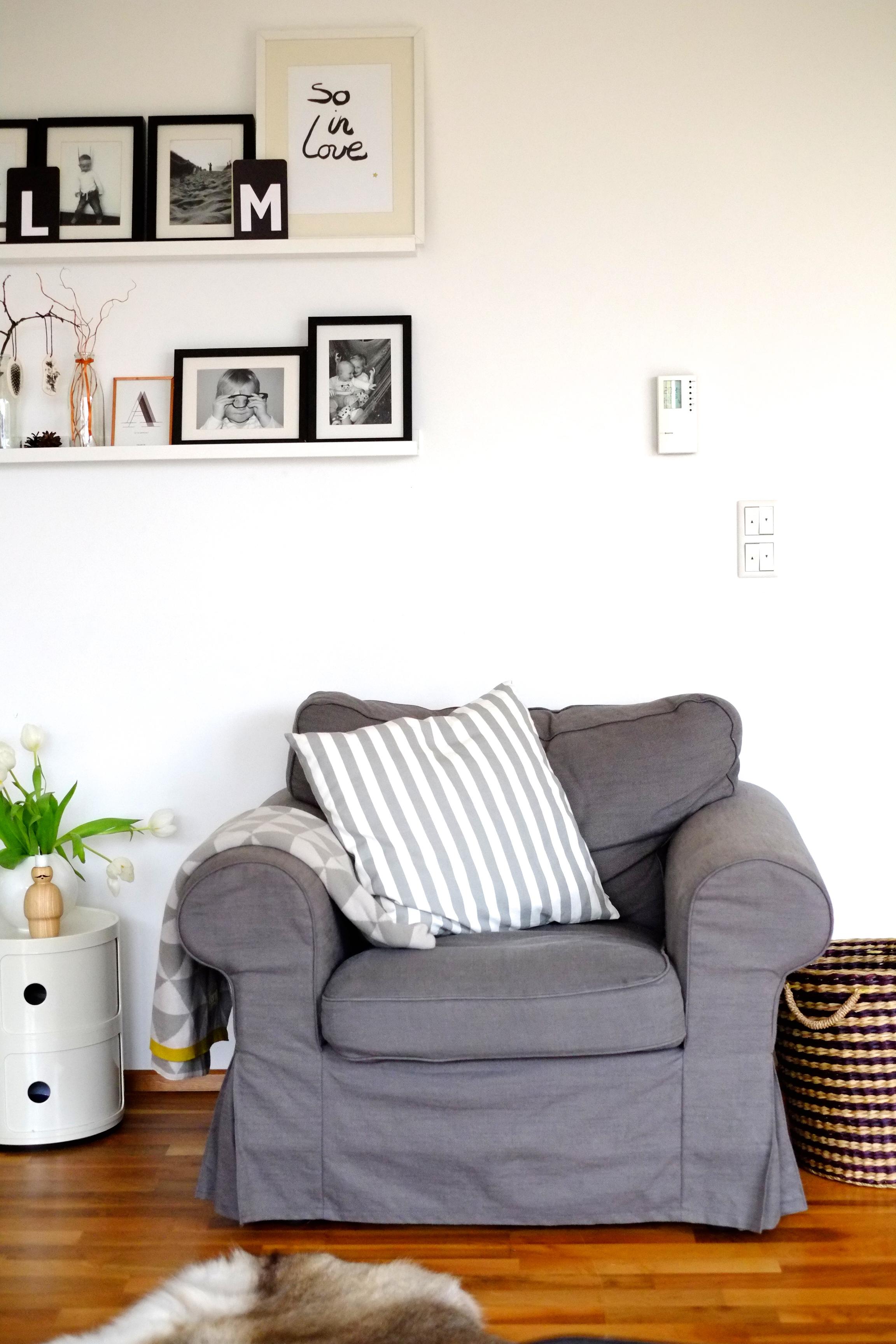 Black Loves White | Herr Und Frau Krauss - Shop Und Blog Deko Schwarz Weis Wohnzimmer
