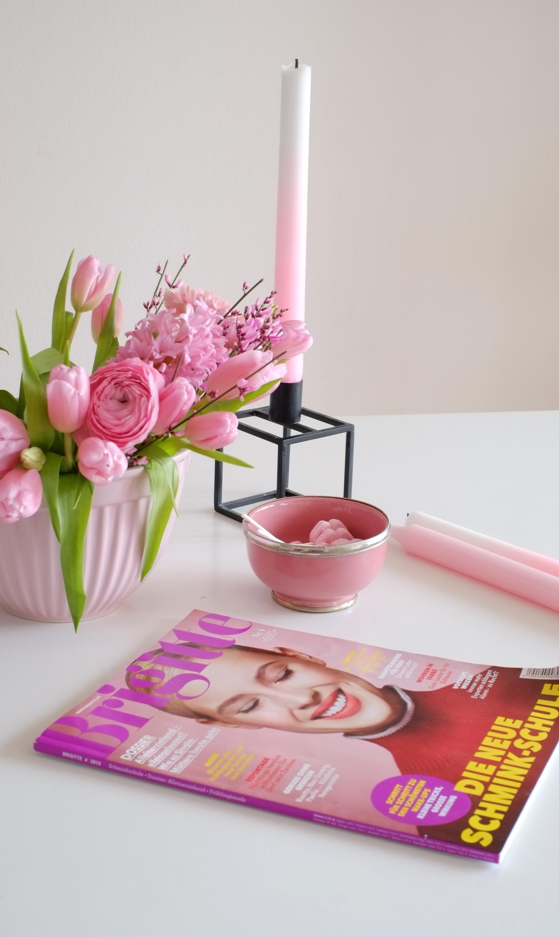 Grau oder rosa pastell? bei herr und frau krauss auf dem blog ...