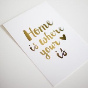 postkarte-home-is-where-your-heart-is