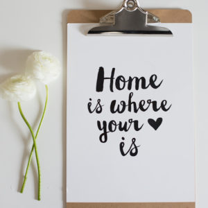 poster-home-is-where your-heart-is