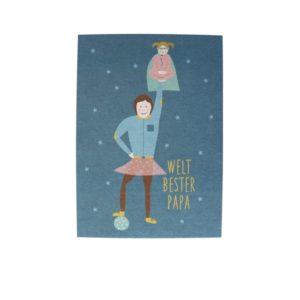 weltbester-papa-postkarte-avaundyves