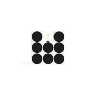 wandsticker-punktegross_schwarz-eulenschnitt