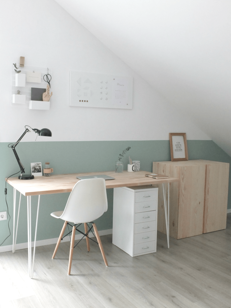 INTERIOR_HOME OFFICE SCANDI LOOK