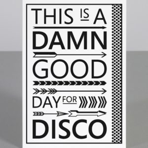 good-day-for-disco-card