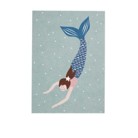 meerjungfrau-postkarte-avaundyves