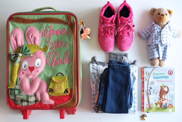 Ich Packe Meinen Koffer Für Erwachsene