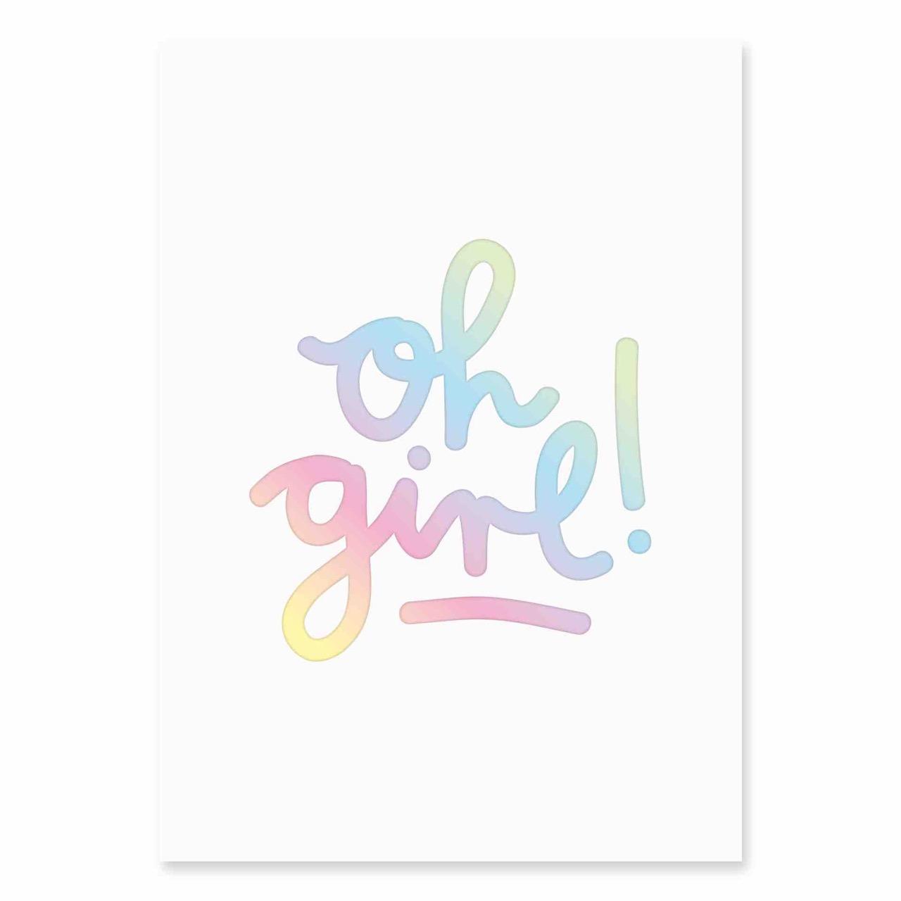 navucko-postkarte-oh-girl