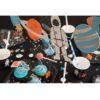 weltraum-space-party-kindergeburtstag-girlande-avaundyves-tisch