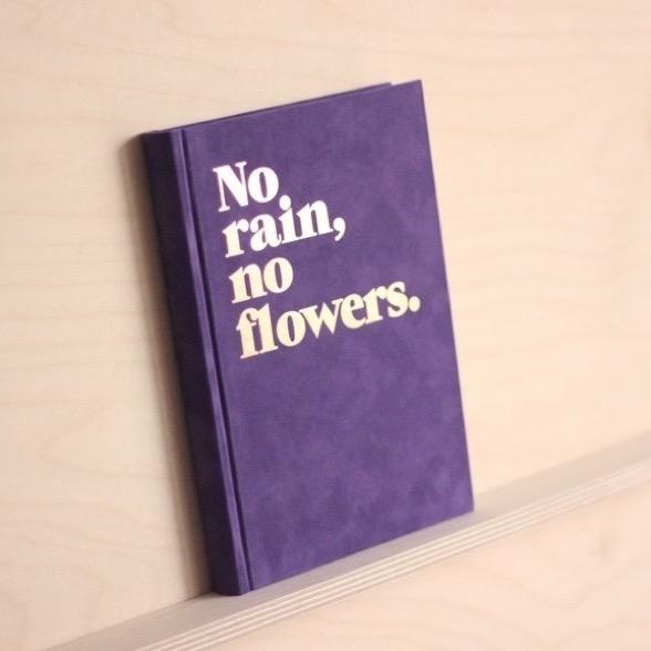no-rain-no-flowers-notizbuch-lila-navucko