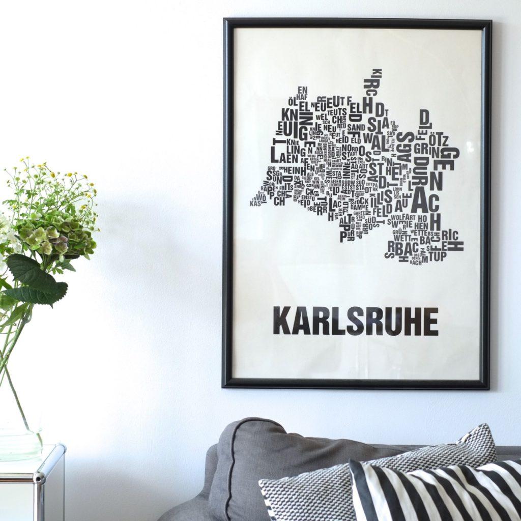 karlsruhe-poster-wordcloud-herrundfraukrauss