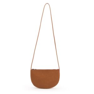 farou-half moon bag-brick-red