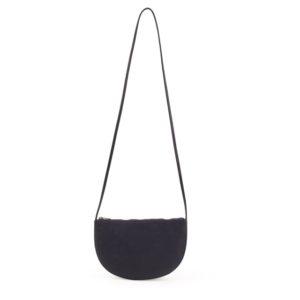 farou-half moon bag-dunkelblau