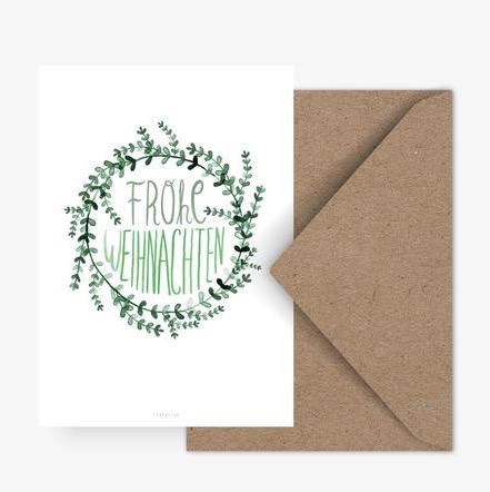typealive-weihnachtskarte-frohe-weihnachten