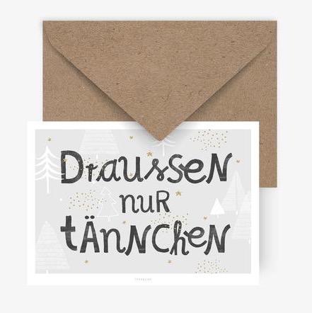 typealive-draussen-nur-taennchen-postkarte-weihnachten