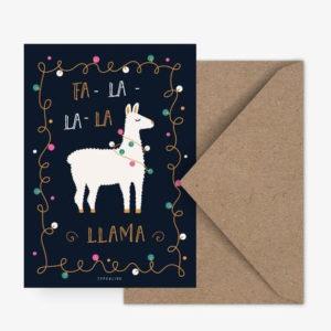 Lama-weihnachten-weihnachtskarte-typealive