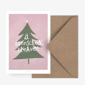 typealive-weihnachtskarte-draussen-nur-taennchen-herrundfraukrauss-onlineshop-drei