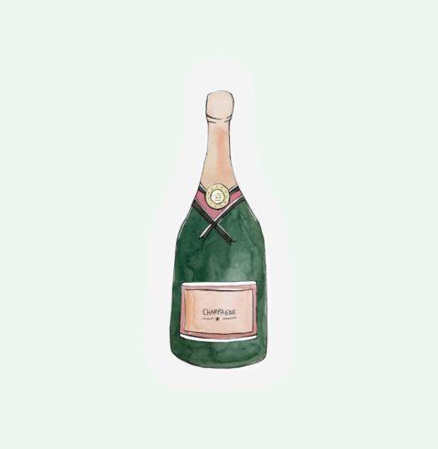 champagne-postkarte-thegiftlabel-herrundfraukrauss-onlineshop