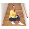 gelbe-strickjacke-mit-kapuze-kaschmir-redraft-herrundfraukrauss-onlineshop-zwei
