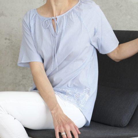 bluse-tunika-blau-weiss-sommer-redraft-herrundfraukrauss-onlineshop