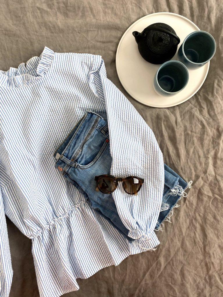 bluse-sommer-streifen-shorts-herrundfraukrauss-blog