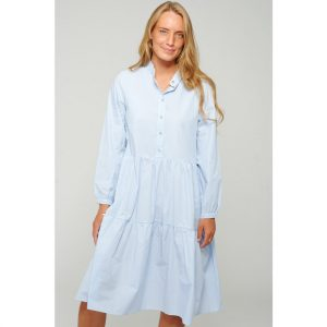 noella-lipe-long-dress-blue-stripe-kleid-blau-weiss-gestreift-herrundfraukrauss-onlineshop