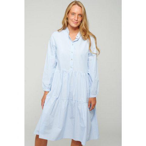 noella-lipe-long-dress-blue-stripe-kleid-blau-weiss-gestreift-herrundfraukrauss-onlineshop