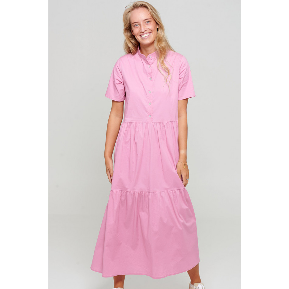 langes Sommerkleid in Rosa, von Noella | Herr und Frau ...