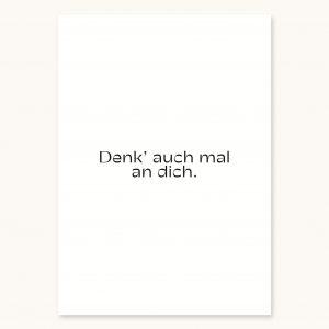 navucko-postkarte-denk-auch-mal-an-dich-herrundfraukrauss-onlineshop