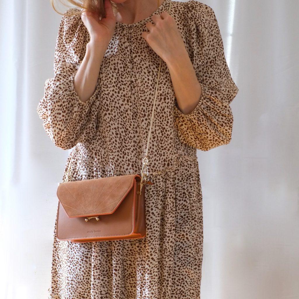leo-kleid-noella-fashion-handtasche-sticky-sis-club-herrundfraukrauss-onlineshop