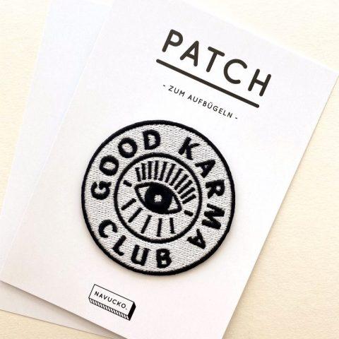 patch-aufbuegeln-navucko-good-karma-club-herrundfraukrauss-onlineshop