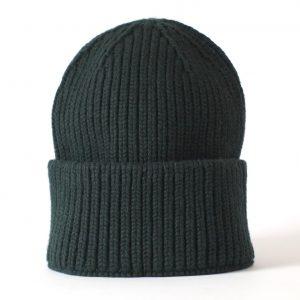 mütze-mika-unio-hamburg-bottle-green-herrundfraukrauss-onlineshop